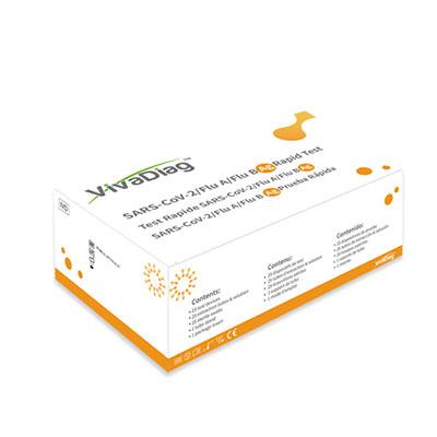 VivaDiag™ SARS-CoV-2/Flu A/Flu B Ag Rapid Test